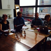 "Colette McGahon, Paul McNamara, Seamus Redmond, Melanie Kavanagh, Fergus Shiel and Sorcha Carroll • <a style=""font-size:0.8em;"" href=""http://www.flickr.com/photos/124633278@N08/14432788340/"" target=""_blank"">View on Flickr</a>"