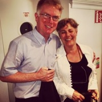"""Anna and Fergal at Cultural Cinema Day. #artsaudiences • <a style=""""font-size:0.8em;"""" href=""""http://www.flickr.com/photos/124633278@N08/14442517954/"""" target=""""_blank"""">View on Flickr</a>"""