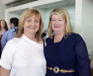 Una Carmody & Christine Monk