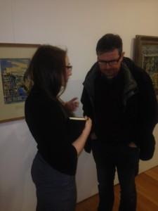 Elaine Cronin & David Parnell